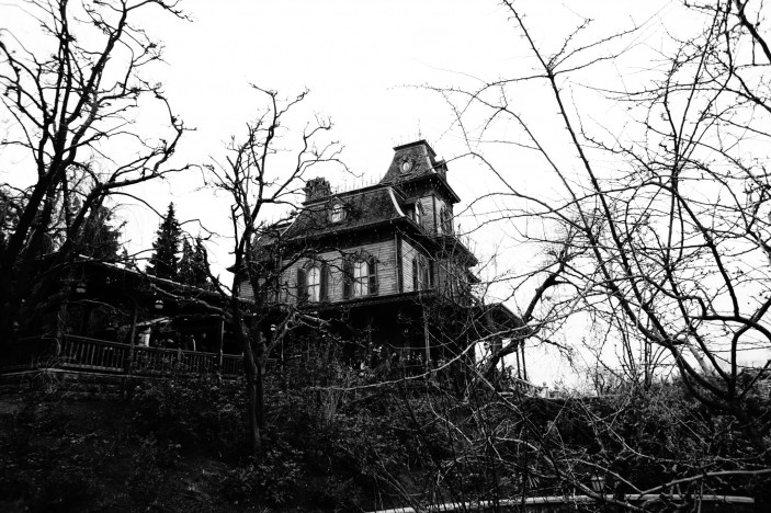 Eurodisneyland - Phantom Manor