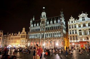 Bruksela - Wielki Plac