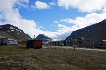 Domy mieszkalne Longyearbyen