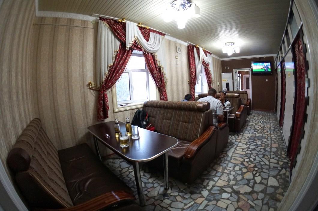 Kungrad - restauracja