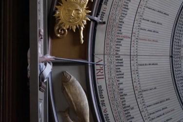 Lund - zegar astronomiczny