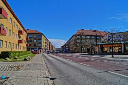 Malmö - ulica