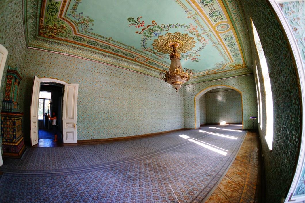 Chiwa - pałac Isfandiyar