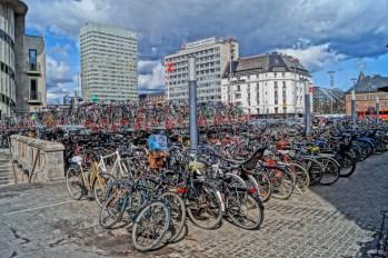 Kopenhaga - rowery
