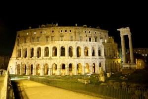 Alternatywne atrakcje Rzymu - Teatr Marcellusa