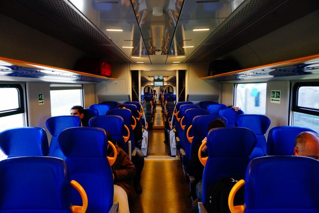 Rzym Fiumicino - dojazd