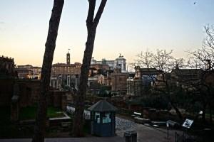 Rzym - Forum Romanum