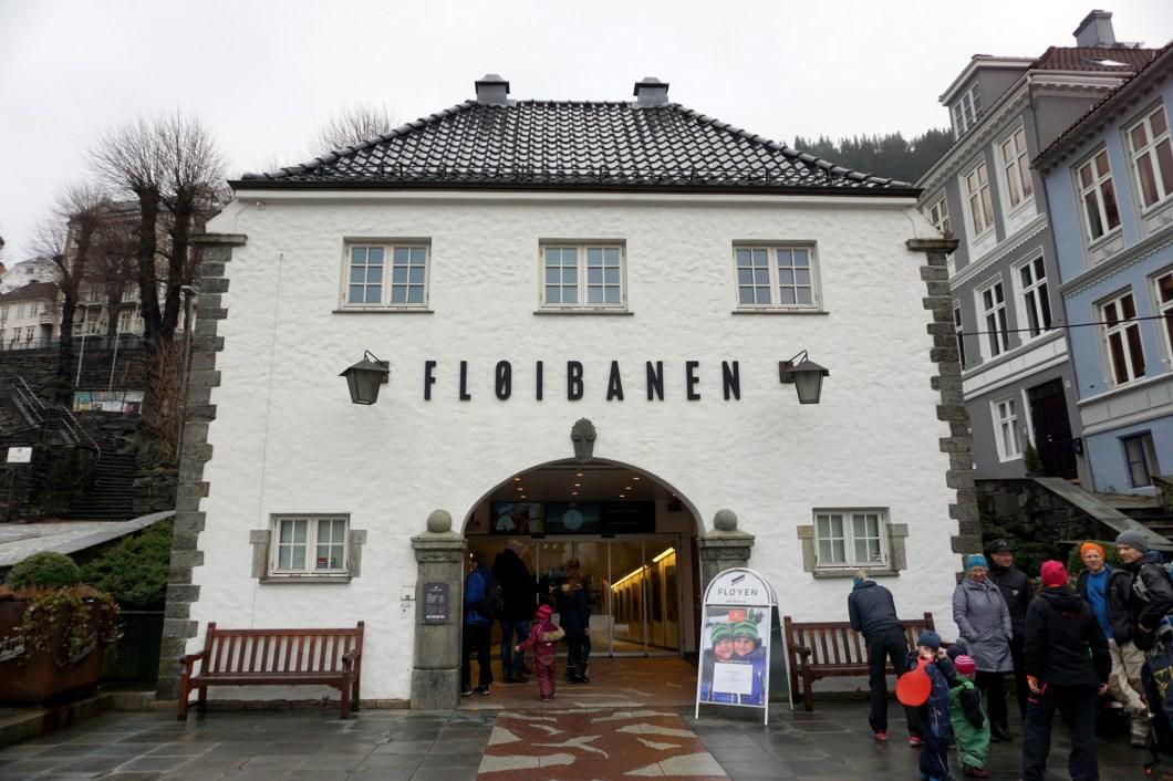 Bergen - Floibanen