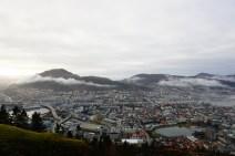Bergen - góra Floyen