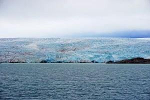 Piramida - lodowiec