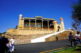 Samarkanda - letni meczet Hazrat-Hizr