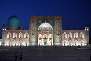 Samarkanda - Registan