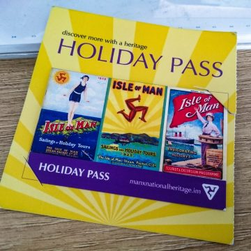 Manx Holiday Pass