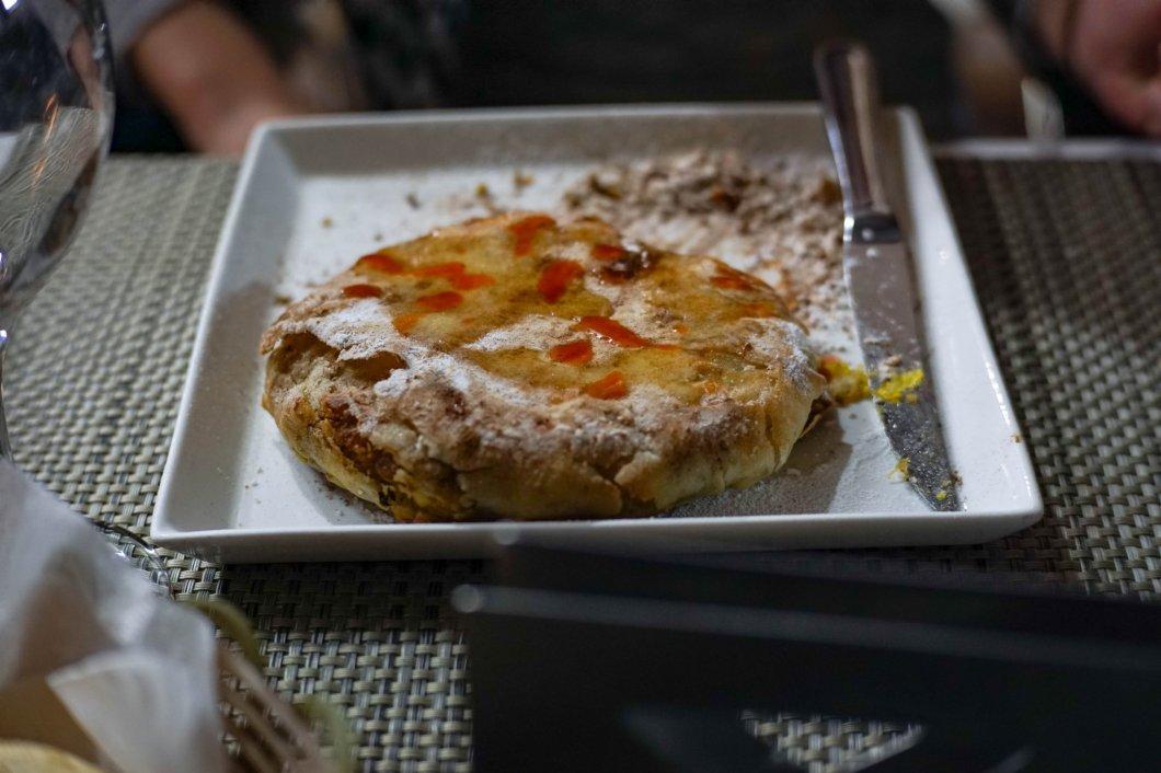 Jedzenie w Maroko - Pastilla