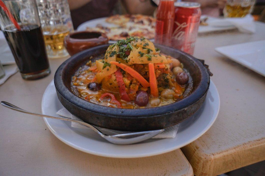 Jedzenie w Maroko - tadżin (1)
