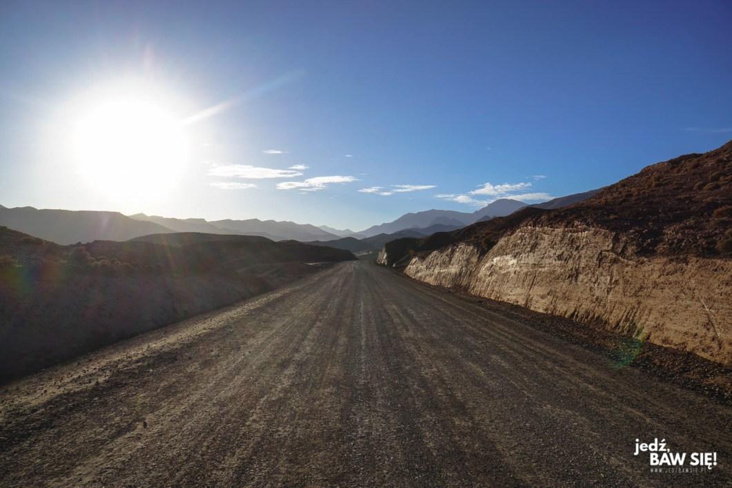 Samochodem po Maroko - droga na wschodzie