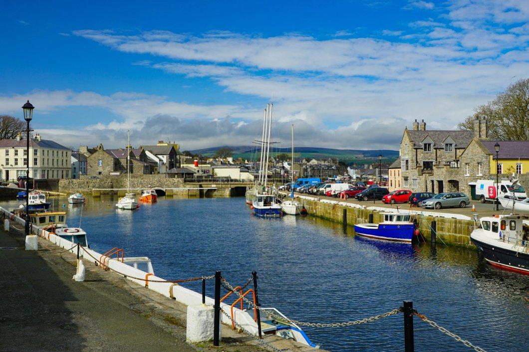 Wyspa Man - Castletown