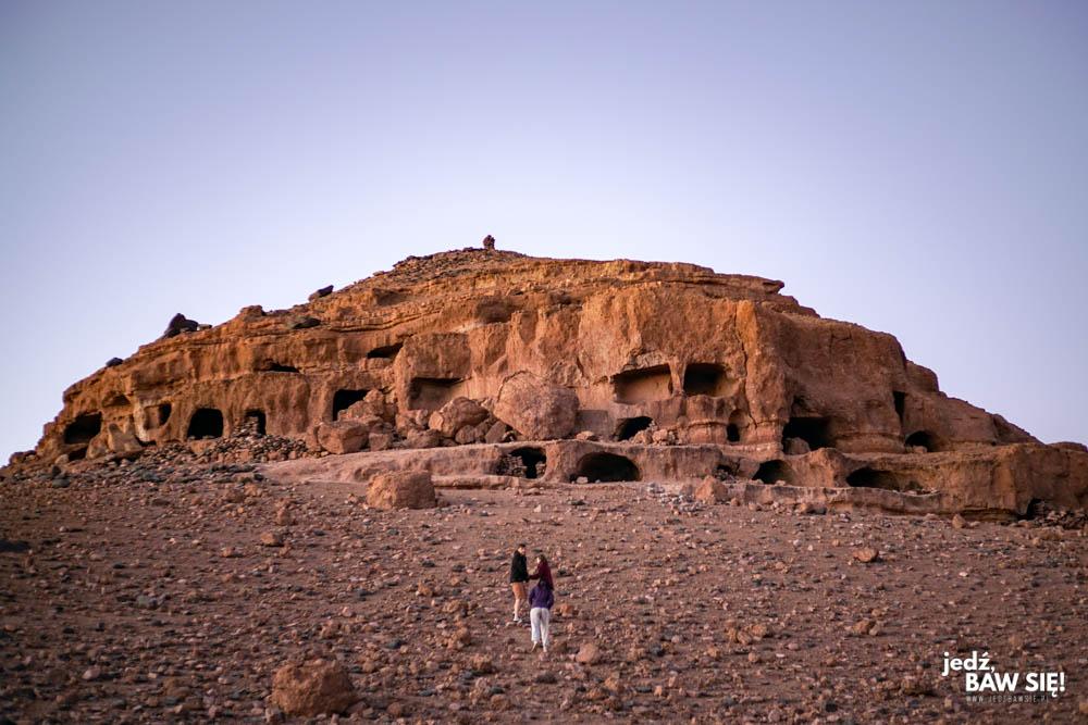 Berberyjskie jaskinie