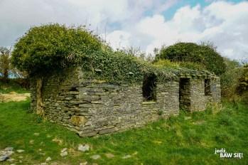 Atrakcje Wyspy Man - okolice Cashtal yn Ard - Man