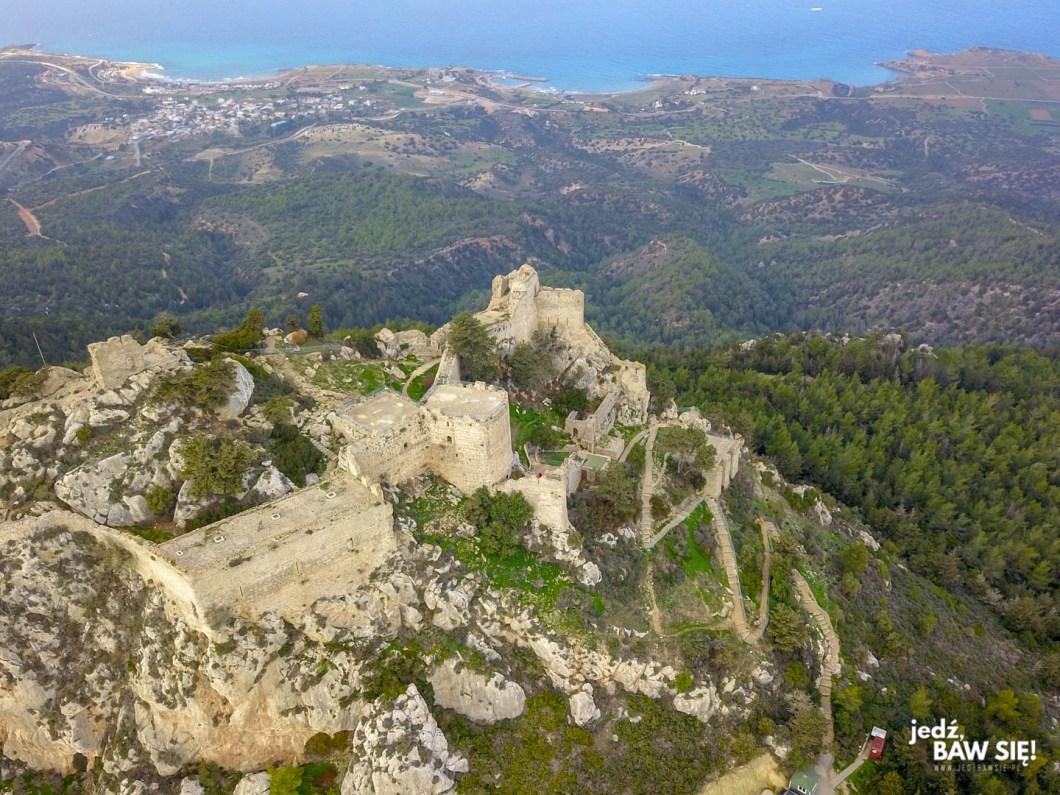 Z dronem za granicę - Cypr