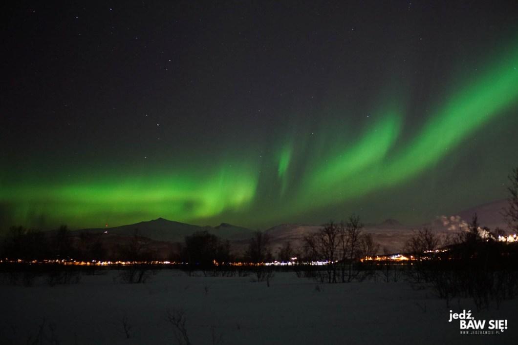 Tromso - Zorza polarna (2)