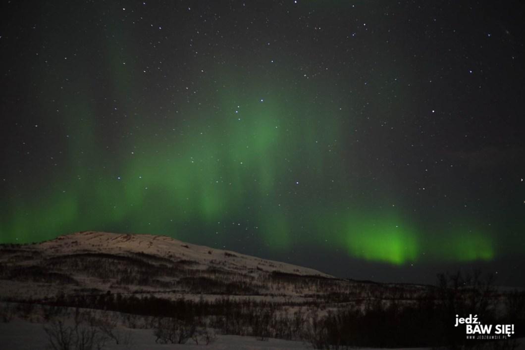 Tromso - Zorza polarna (4)