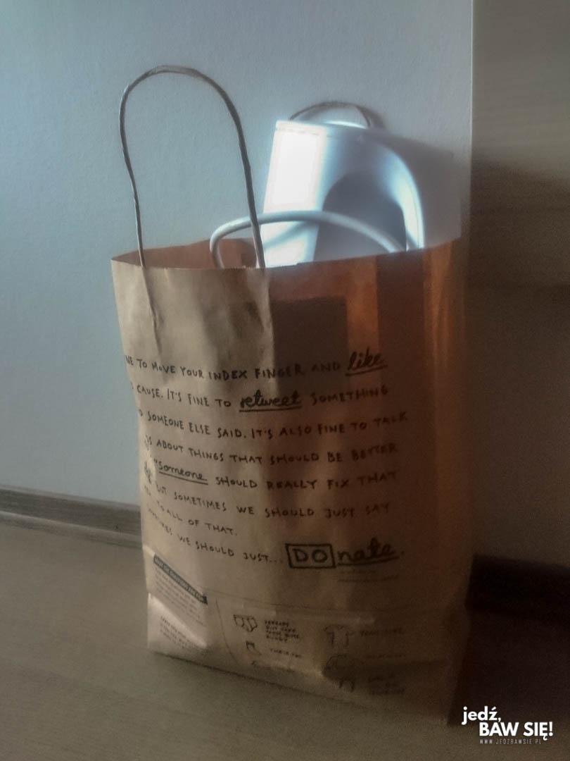 Czajnik w torbie