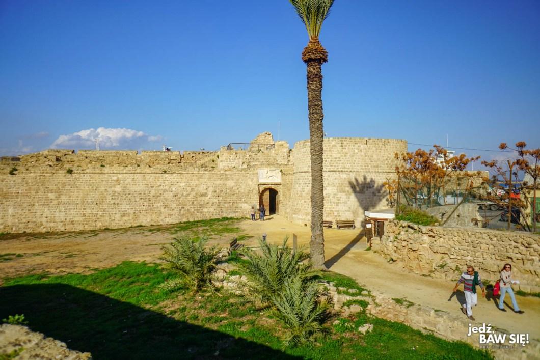Famagusta - wieża Otella