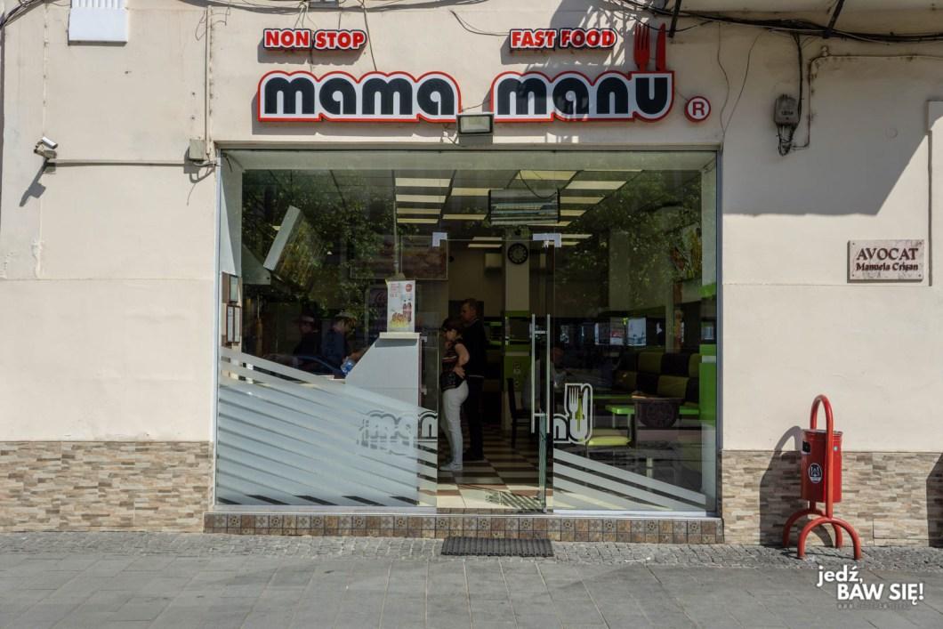 Kluż-Napoka - Mama Manu