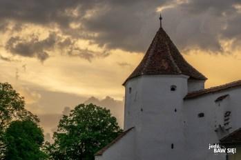 Kościoły warowne - Harman (2)