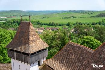 Kościoły warowne - Viscri (1)