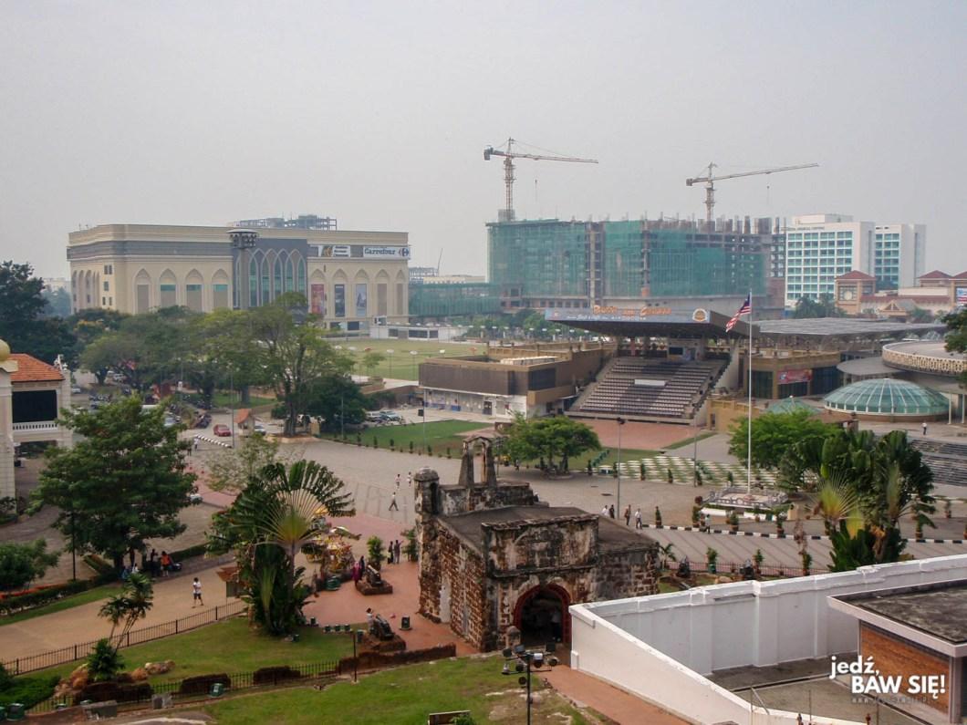 Melaka - centrum