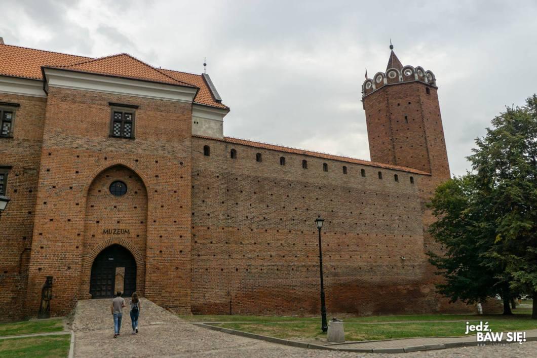 Łęczyca - zamek