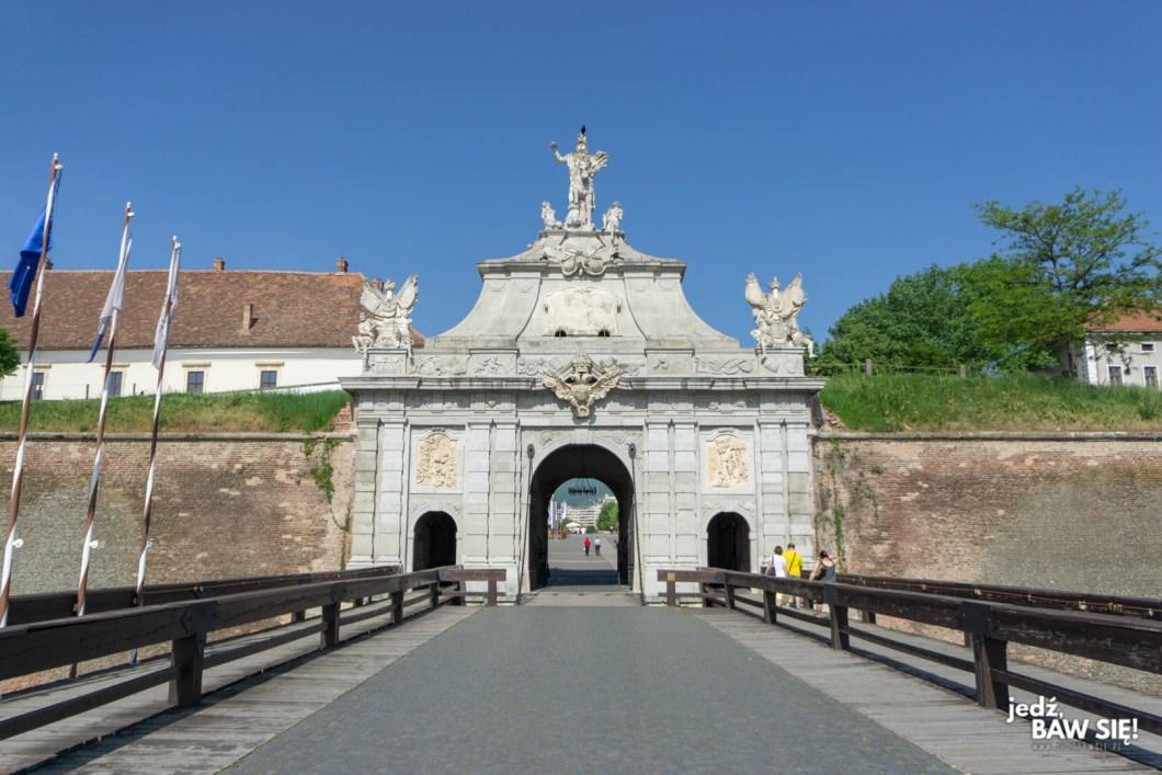 Alba Iulia - brama