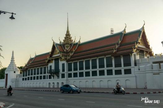 Bangkok - Pałac królewski (4)