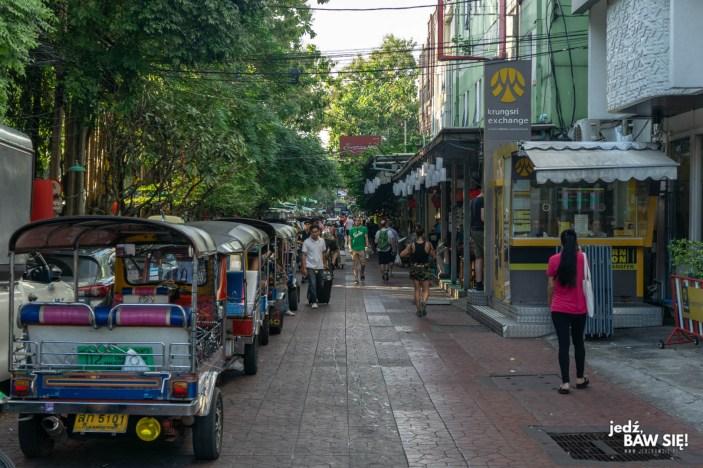 Bangkok - Rambuttri (1)