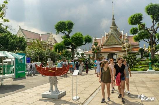 Bangkok - Wat Arun (2)
