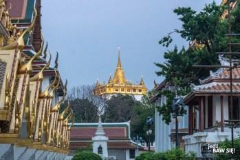 Bangkok - Złota góra