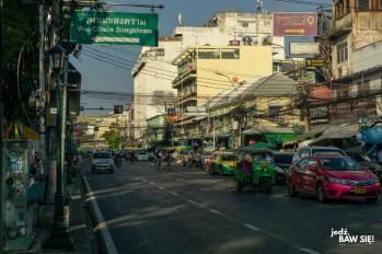 Bangkok - okolice Khao San Road (4)