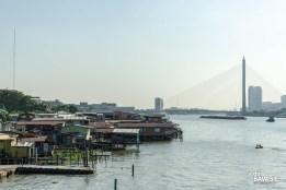 Bangkok - rzeka