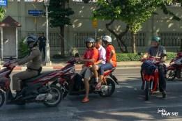 Bangkok - skutery