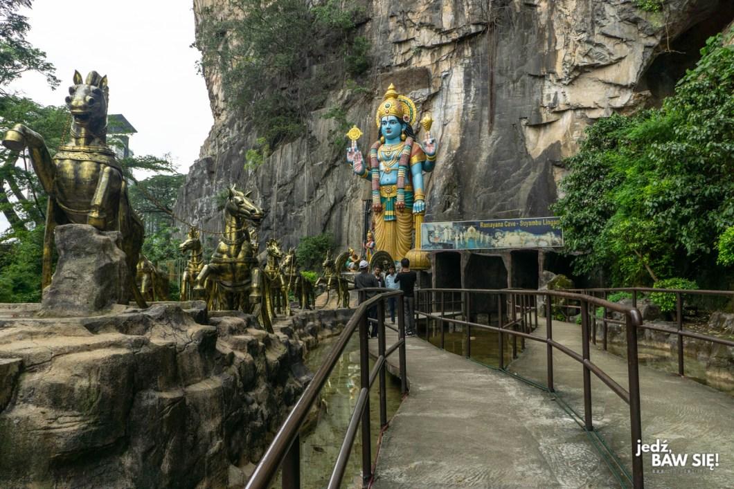 Jaskinia Ramajany - wejście