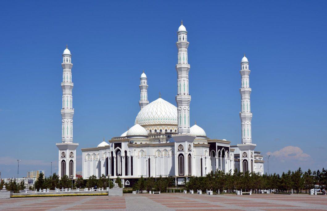 Meczet Sułtana Hazrata