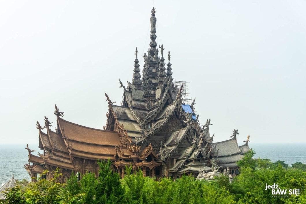 Pattaya - Sanktuarium Prawdy