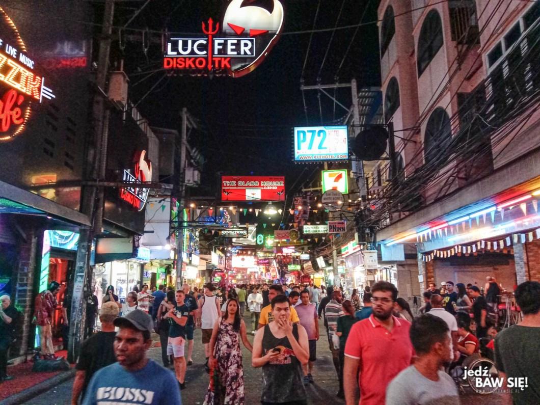 Pattaya - Walking Street