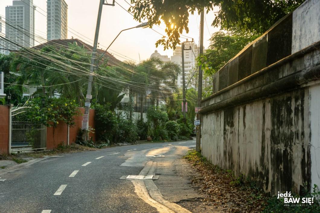 Pattaya - okolice Sanktuarium Prawdy