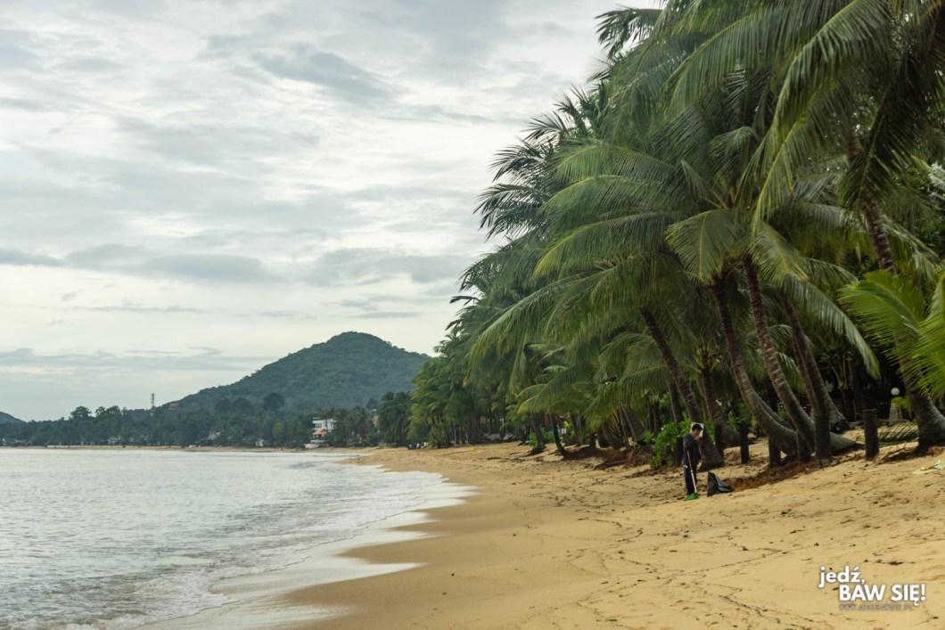 Pattaya - plaża