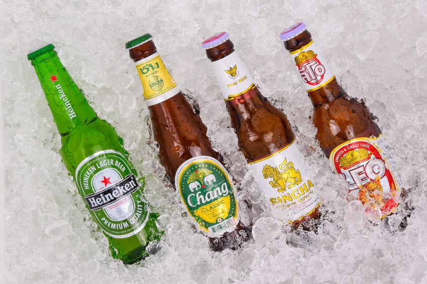 Piwo w Tajlandii