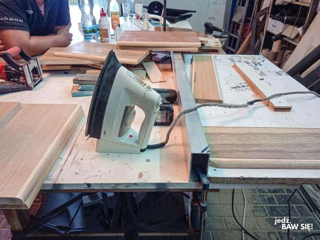 Jak zbudować kampera - dzień 2