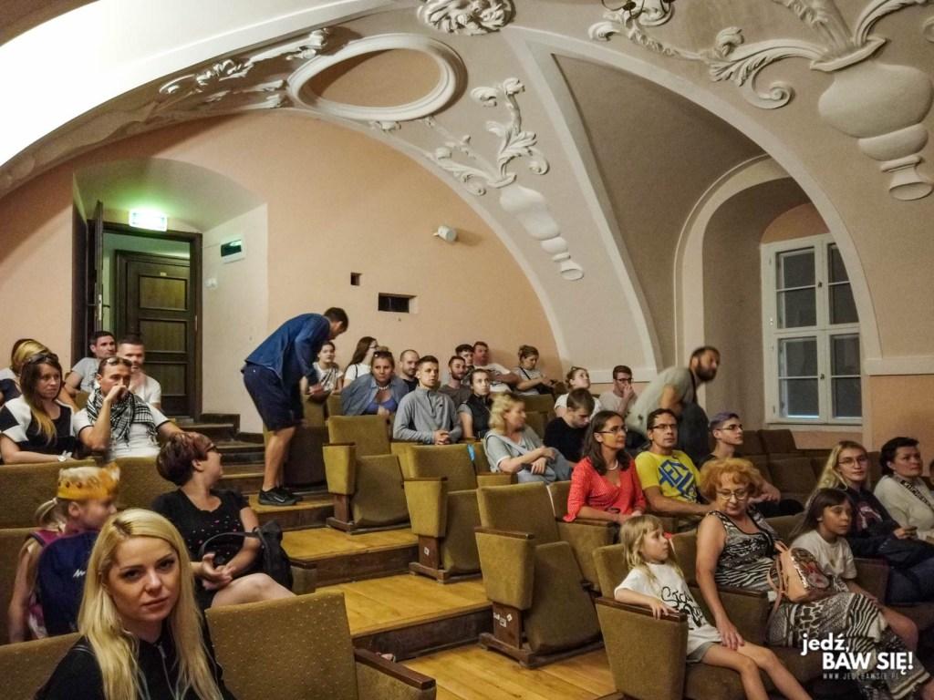 Zamek Książ - prywatne kino